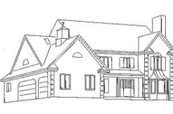 sketch-of-a-house